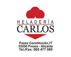Logo Heladeria Carlos
