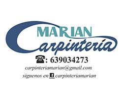 Logo Marian Carpinteria