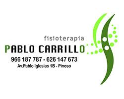 Logo Pablo Carrillo